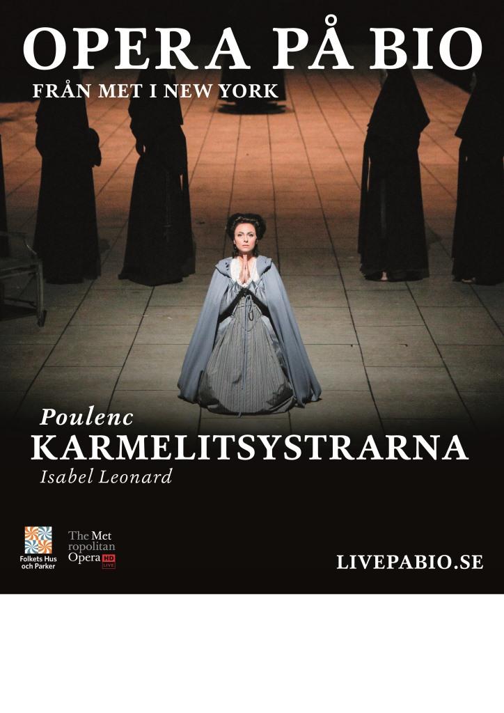 Opera - Karmelitsystrarna