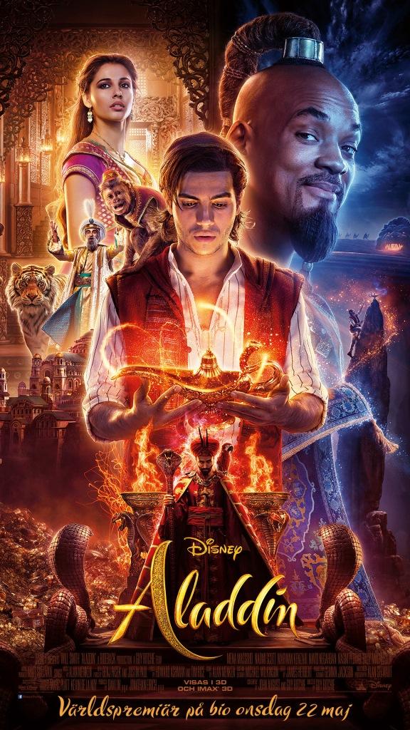 Aladdin (live action) 2D dubb (Sv. tal)