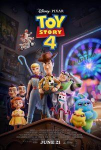 Toy Story 4 2D (Sv. tal)