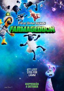 Fåret Shaun - Farmageddon (Sv. tal)