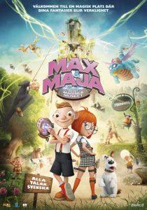 Max & Maja på det magiska museet (Sv. tal)