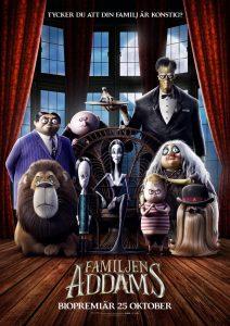 Familjen Addams (Sv. tal)