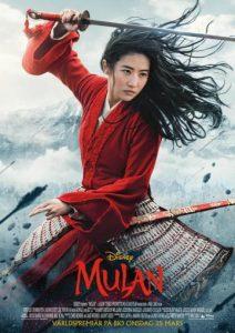 Mulan (Eng. tal) (Sv text)