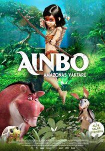 Ainbo: Amazonas väktare (Sv. tal)