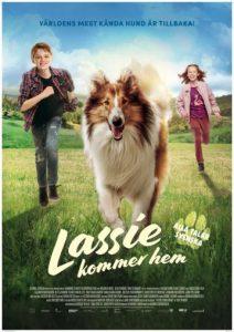 Lassie kommer hem (Sv. tal)